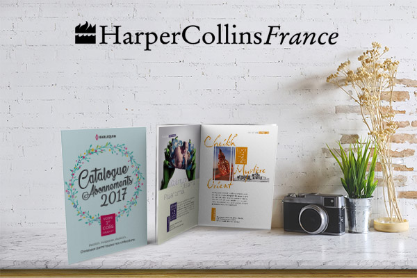 Catalogue Harper Collins